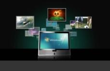 电脑宣传广告图片