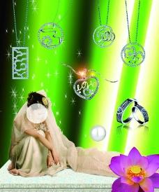 美女珠宝图片