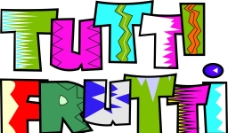 字母造型图片