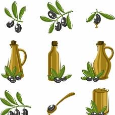 橄榄橄榄油图片
