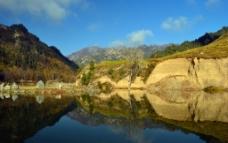 山峦风景图片