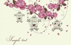 装饰图 花卉 背景图图片