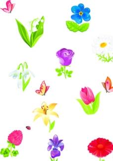 花的素材图片