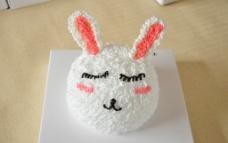 动物卡通蛋糕图片