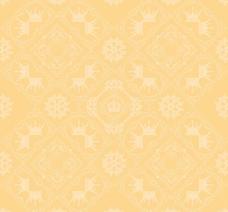 金色欧式花纹图片