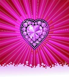 钻石心图片