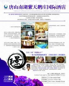 紫天鹅酒店海报图片