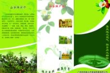 山茶油 宣传册图片