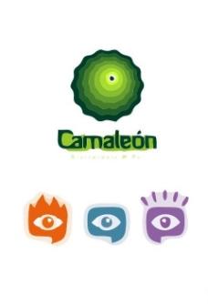 眼睛logo图片