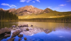 鄂尔多斯山水风景图片