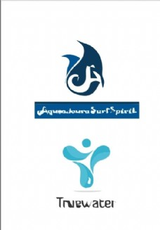 水滴logo