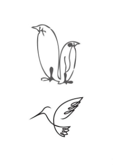线条logo图片