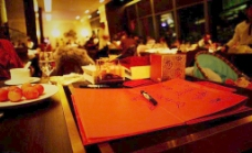自助式宴会图片