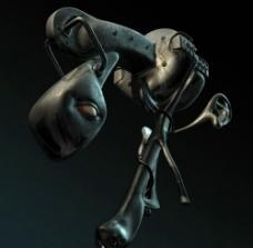 游戏主角设计图片