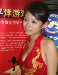 chinajoy模特图片