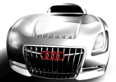 奥迪 汽车图片