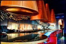 高档餐厅图片