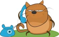 貓咪圖標 卡通貓咪圖片