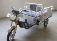 电动三轮车图片
