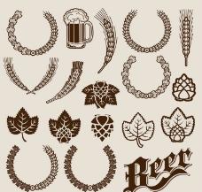 啤酒素材图片