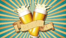 啤酒标签图片