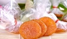 红梨糖饼图片