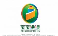 油漆logo图片