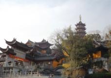 古鸡鸣寺图片