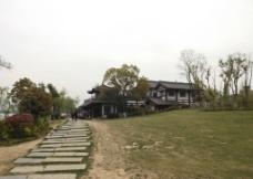 玄武湖风光图片