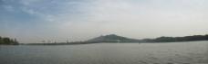 观山玄武湖图片