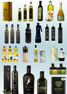 橄榄油瓶图片