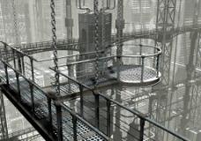 三维立体城市图片