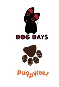 小狗logo图片