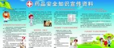 药品安全知识宣传资料图片