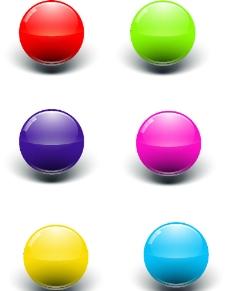 水晶球图标图片