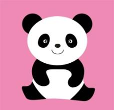 熊猫卡通图片动物头像-熊猫卡通图片