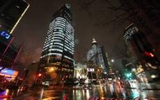 雨夜的上海图片