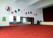 舞蹈室内景图片