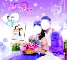 婚照背景图片