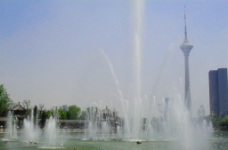 天津水上公园图片