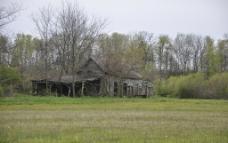 乡村老屋图片