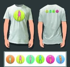 T恤设计图片