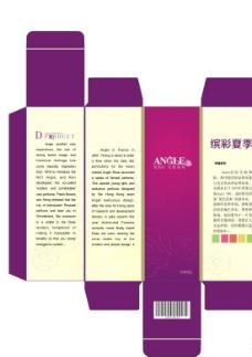 Angle香水包装盒图片