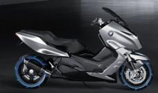 宝马 摩托车 赛车图片