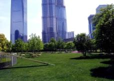 上海陆家嘴建筑图片