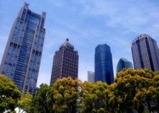 上海银行大厦图片