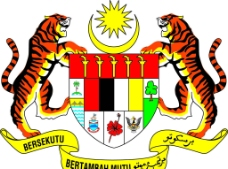 马来西亚国徽图片