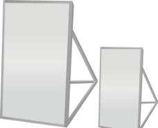 不锈钢展示牌图片