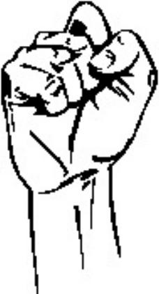 手势图片形成动物