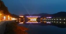 山城夜色图片